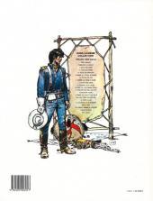 Verso de Blueberry -14a92- L'Homme qui valait 500 000 $