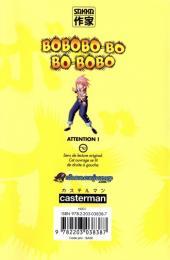 Verso de Bobobo-bo Bo-bobo -21-  Tome 21