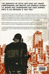 Verso de DMZ (Panini) -9- Cœurs et esprits