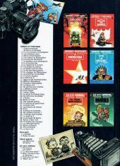 Verso de Spirou et Fantasio -42Fina- Spirou et Fantasio à Moscou