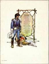 Verso de Blueberry (La Jeunesse de) -2a1980- Un yankee nommé Blueberry
