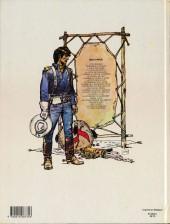 Verso de Blueberry -20a1982'- La Tribu fantôme