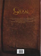 Verso de La quête du Graal -4- Les terres désolées
