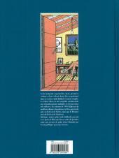 Verso de Le cahier bleu -INT- Le cahier bleu - Après la pluie
