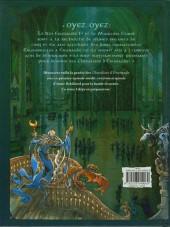 Verso de Les chevaliers d'Émeraude -1- Les Enfants Magiques