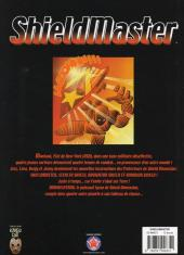 Verso de Shieldmaster -1- L'Envol du Phœnix