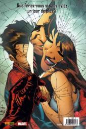 Verso de Spider-Man - Retour au noir - Un jour de plus