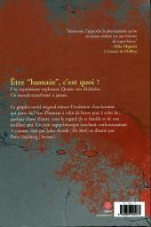 Verso de A God Somewhere - trop humain pour être un dieu