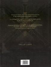 Verso de Les voies du Seigneur -3- 1307 - Le procès