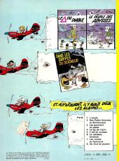 Verso de Les petits hommes -1a1981- L'exode