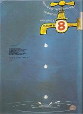 Verso de Gaston -7a1982- Un gaffeur sachant gaffer