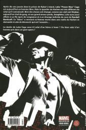 Verso de Luke Cage Noir - Clair de lune sur Harlem