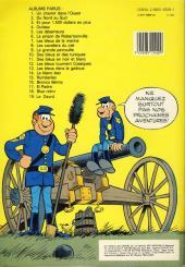 Verso de Les tuniques Bleues -11a1983- Des bleus en noir et blanc