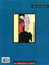 Verso de L'incal - Une aventure de John Difool -4a91- Ce qui est en haut