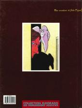 Verso de L'incal - Une aventure de John Difool -3a- Ce qui est en bas