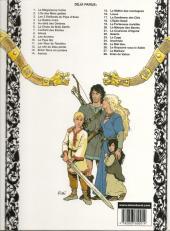 Verso de Thorgal -3d05- Les 3 Vieillards du Pays d'Aran