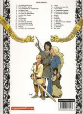 Verso de Thorgal -9Ind2- Les Archers