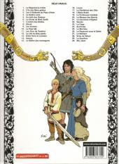 Verso de Thorgal -15Ind2- Le Maître des Montagnes
