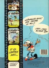 Verso de Les petits hommes -3c83- Les guerriers du passé