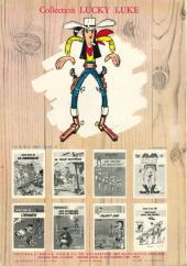 Verso de Lucky Luke -11b72- Lucky Luke contre Joss Jamon