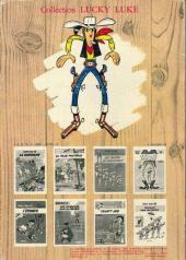 Verso de Lucky Luke -27a77- Le 20ème de cavalerie