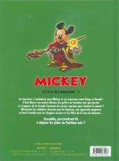 Verso de Mickey (Histoires longues) -3- Le cycle des magiciens - II