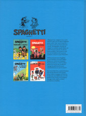 Verso de Spaghetti -INT2- Intégrale 2