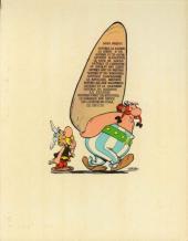Verso de Astérix -1c72a- Astérix le gaulois