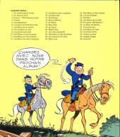 Verso de Les tuniques Bleues -4b1993- Outlaw