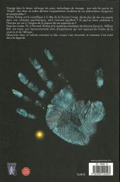 Verso de Fringe - Tome 1