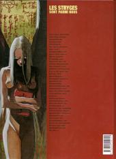 Verso de Le maître de jeu -1a2000- Testament