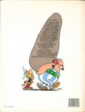 Verso de Astérix -12a86- Astérix aux jeux olympiques