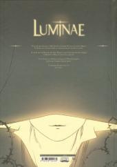 Verso de Luminae -1- La dame perdue