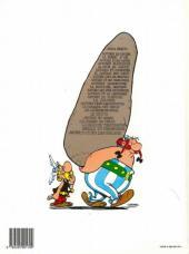 Verso de Astérix -7a92- Le combat des chefs
