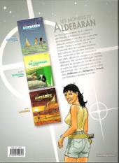 Verso de Aldébaran -5b2008- La créature