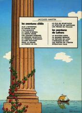 Verso de Alix -1b1979- Alix l'intrépide