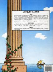 Verso de Alix -7b1988- Le Dernier Spartiate