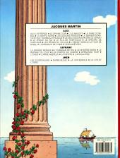 Verso de Alix -9b1987- Le Dieu sauvage