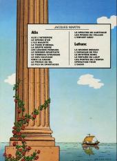 Verso de Alix -13a1981- Le spectre de Carthage
