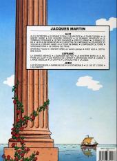 Verso de Alix -16b1989- La tour de Babel