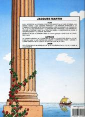 Verso de Alix -18a1989- Vercingétorix