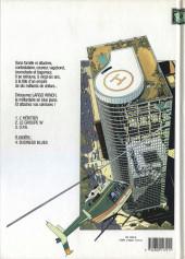 Verso de Largo Winch -1a93- L'héritier