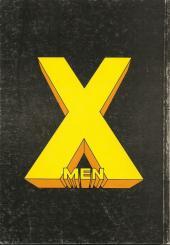 Verso de X-Men/X-Men Saga (Semic) -Rec13- Album N°13 (du n°9 au n°10)