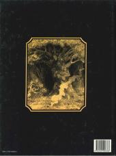 Verso de La croisière des oubliés - Tome a1986