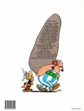 Verso de Astérix -14a92- Astérix en Hispanie