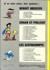 Verso de Johan et Pirlouit -2b- Le maître de Roucybeuf