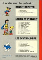 Verso de Johan et Pirlouit -5e- Le serment des vikings