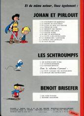 Verso de Les schtroumpfs -1a67- Les Schtroumpfs noirs