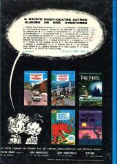 Verso de Spirou et Fantasio -11b75- Le gorille a bonne mine