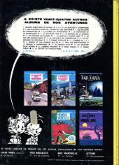 Verso de Spirou et Fantasio -12c75- Le nid des Marsupilamis